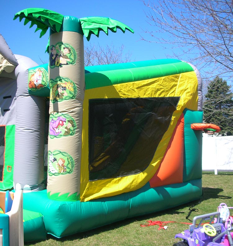 Bounce Houses Inflatables Slides Long Island Tent